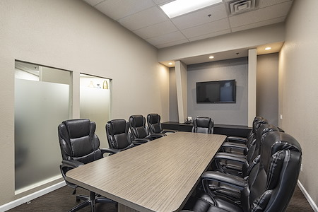 Roseville Executive Suites - Large Conference Room