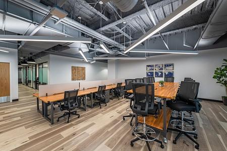 Venture X | Arlington - Courthouse Metro - Dedicated Desk Membership