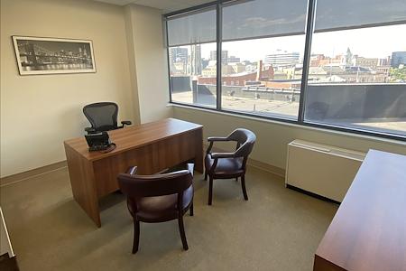 Connecticut Business Centers - Office 1