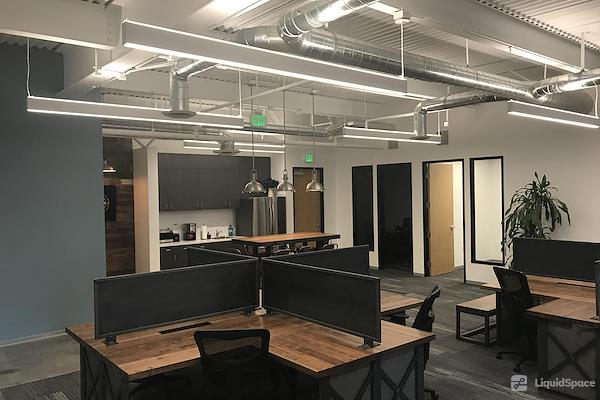 Awesome Modern Industrial Offices Conference Room Liquidspace