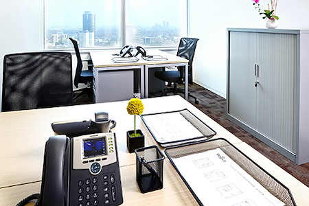 Rent Private Office Space In Jakarta