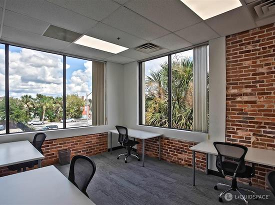 Private Office For 12 At Novel Coworking Jacksonville Liquidspace