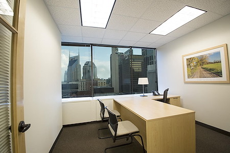 Nashville Tn Office Space Liquidspace