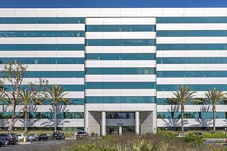 (CER) Cerritos Tower - Interior Office