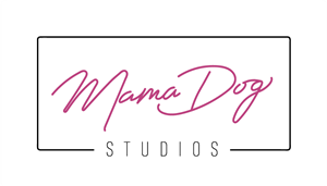 Logo of Mama Dog Studios