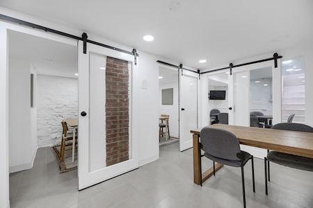Prosper Gowork - Crown Heights Meeting Room