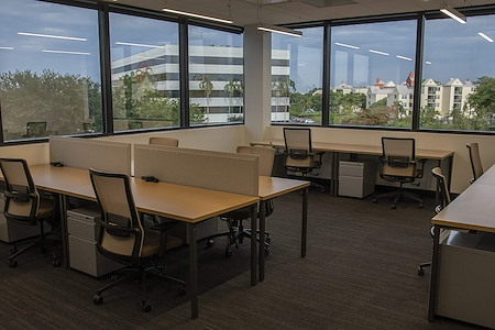 Venture X | Downtown Doral - Offices