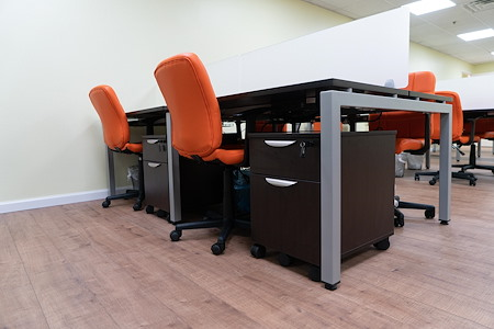 Business Gate - Dedicated Desk