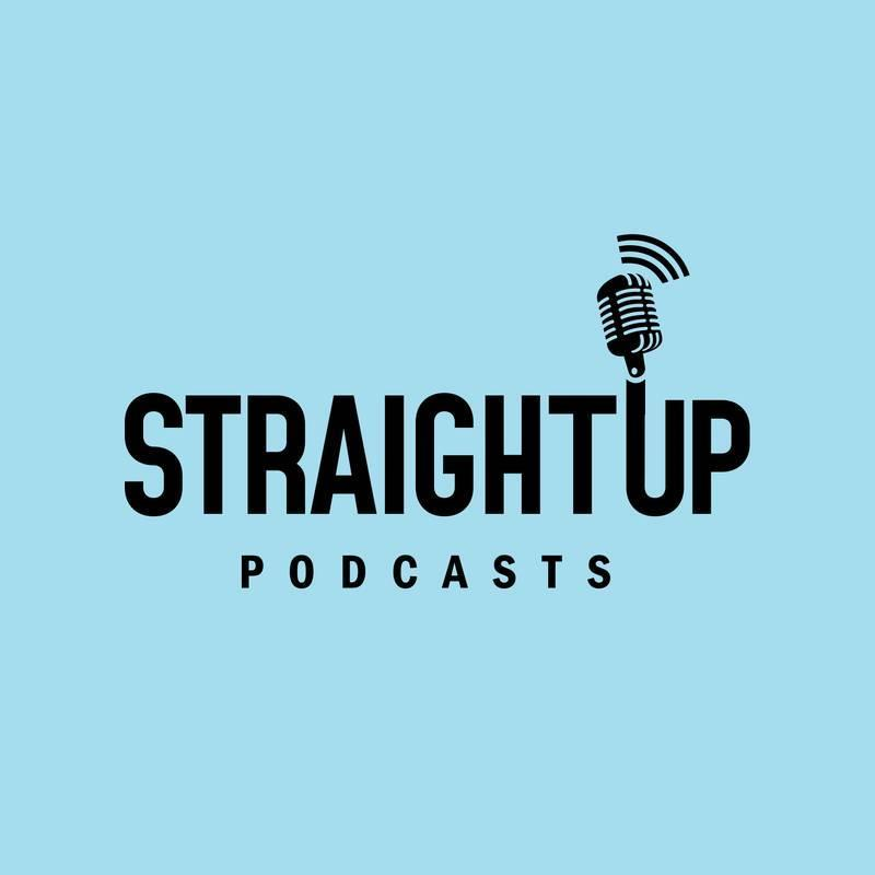 Logo of Straight Up Podcasts Studio