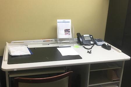 Global Strategies LLC, - Private Desk