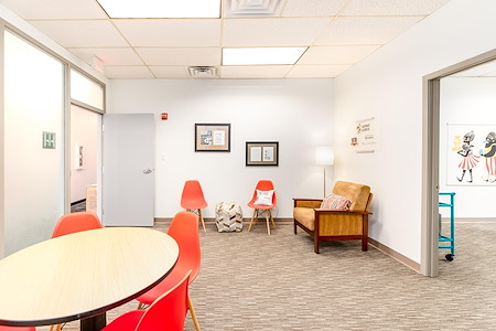 Content Science - Beautiful office suite w/ natural light