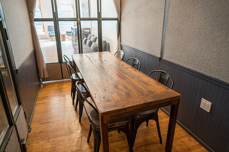 The Farm SoHo - Conference Room A (6 Person)