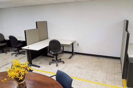 MakeHaven Makerspace - Private Desks - Workspace