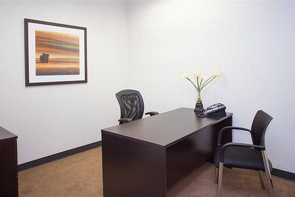 (SJ2) Silicon Valley Center - Interior Office Space