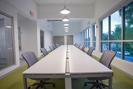 Büro South Beach - Seat