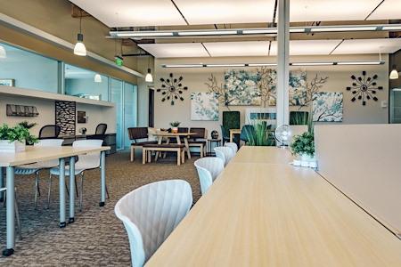 Hera Hub Irvine - Open Desk Coworking