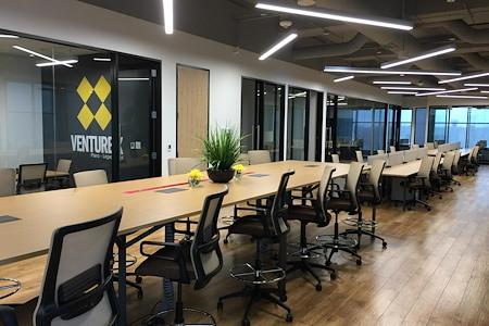 Venture X | Plano - Open Desk 1