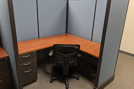 BHM Healthcare Solutions - Dedicated Desk 1