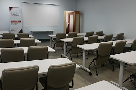 Suites@Madison - Training Room