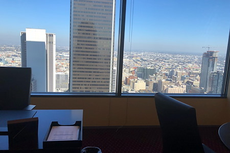 Servcorp - Downtown Los Angeles - 18 Person Office w/ View
