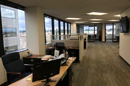 IntraFish Media - Class A office space