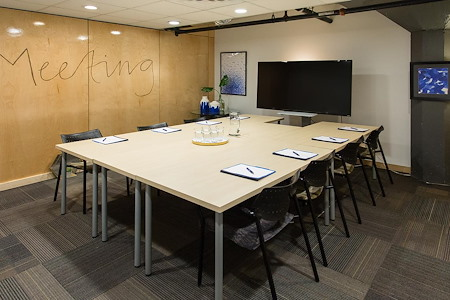 Thrive Workplace @ Ballpark - Thrive Workplace - Lower Level 2