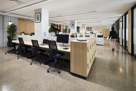 United Co. - Dedicated Desk Plan