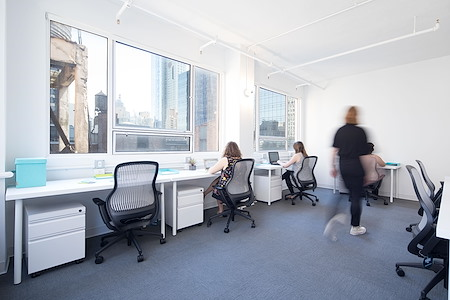 The Yard: Eastern Market - 6 Person Private Office