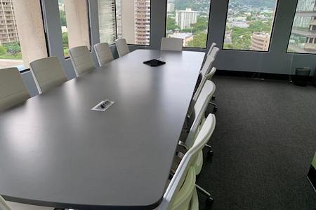iDepo Hawaii, LLC - Executive Boardroom - Seats 14
