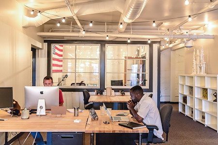 Makers Workspaces - Dedicated Desk Membership
