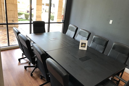 Easy Work Space (Hiawassee) - Conference Room #25