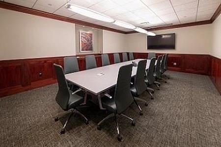 Pacific Workplaces - Reno - Summit Boardroom