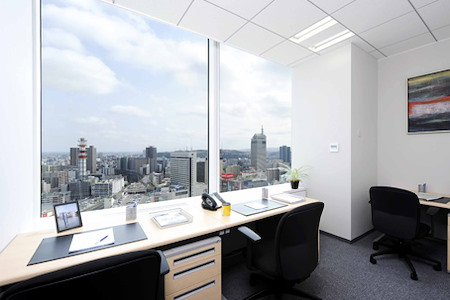 Regus | Sendai Mark One - Dedicated Desk
