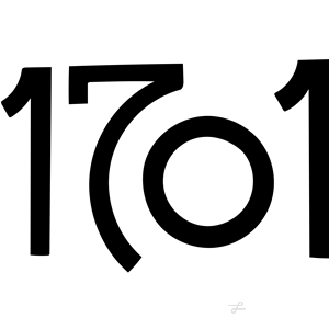 Logo of 1701 - Virginia Beach Coworking, Meeting & Event Space