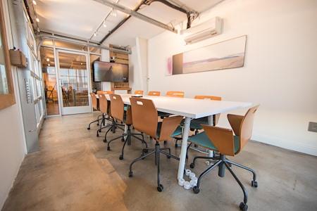 THE SANDBOX Santa Barbara - Private Meeting Room for 12