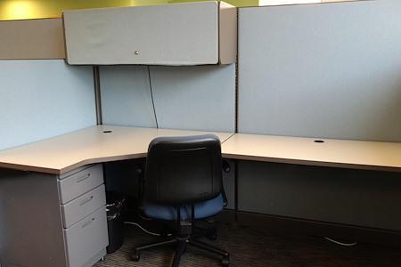 Student Health 101 - Dedicated desk/cubicle