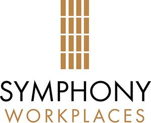 Logo of Symphony Workplaces - Palm Beach