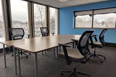 CoWorkersLink Glenview - Conference / Event Room for up to 12