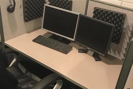 Infinite Financial Firm - Open Desk