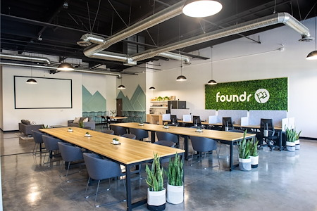 FoundrSpace Coworking - Dedicated Desk