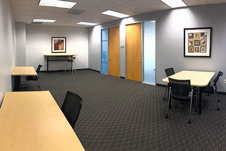 Peachtree Offices at Alpharetta - Dedicated Desk