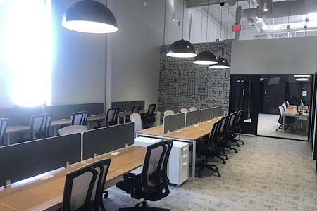 Staples Studio Cambridge - Dedicated Desk Membership
