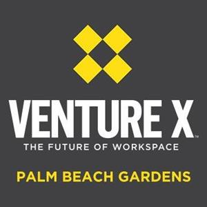 Logo of Venture X | Palm Beach Gardens - City Centre