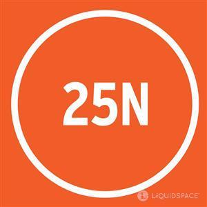 Logo of 25N Coworking - Arlington Heights