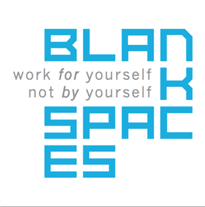 Logo of BLANKSPACES | IBASE Irvine