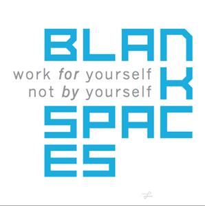Logo of BLANKSPACES | IBASE Irvine