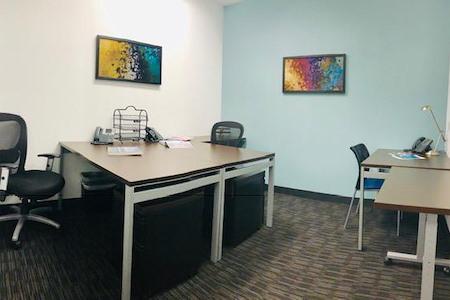 Regus | Century Plaza Towers - Dedicated Desk 1