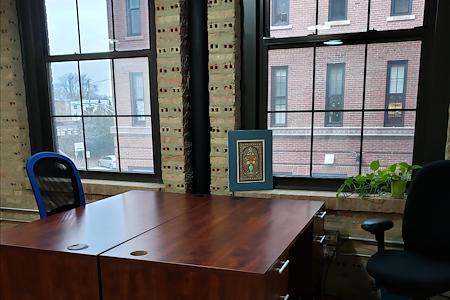 Megalytics, Inc - Dedicated Desk 2
