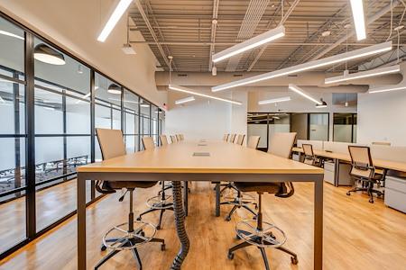 Venture X | Durham - Shared Desk / Hot Desk