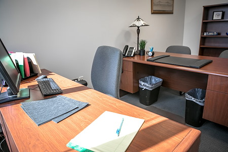 IDS Executive Suites - Standard Window Office #905 or #906